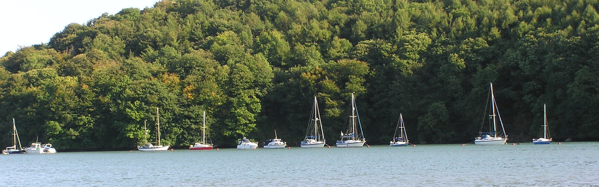 Our Moorings - River Dart Moorings, Dartmouth, Devon