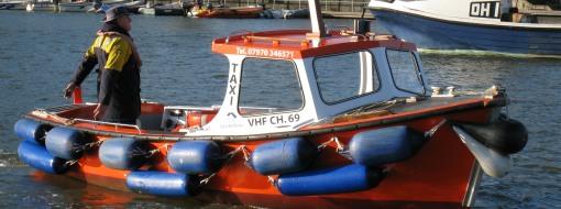 Dartmouth Yacht Taxi