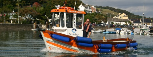 Dartmouth Yacht Taxi